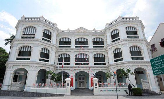 Bảo tàng Peranakan Museum