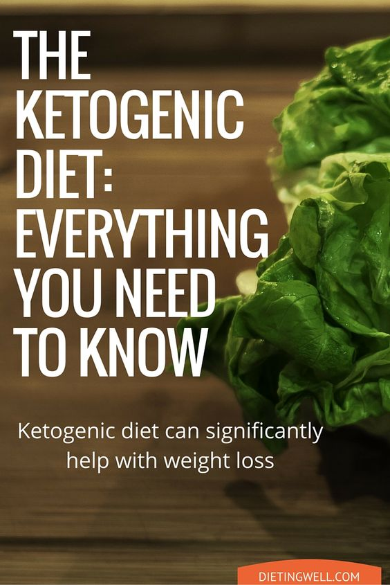 Ketogenic diet, Diet and Study on Pinterest