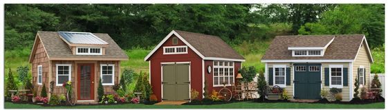Garden Shed Designs | Garden Sheds For Sale From the Amish