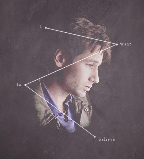 Mulder #TheXFiles
