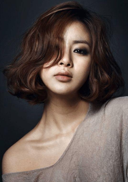 Latest Short Korean Hairstyles For Women And Girls 2019 Girls Hairstyles Korean Latest Short Wome Medium Hair Styles Asian Short Hair Short Permed Hair
