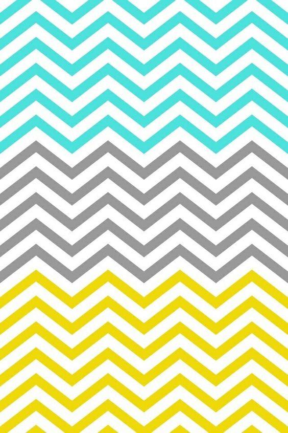 mint gray and yellow chevron wallpaper wallpaper