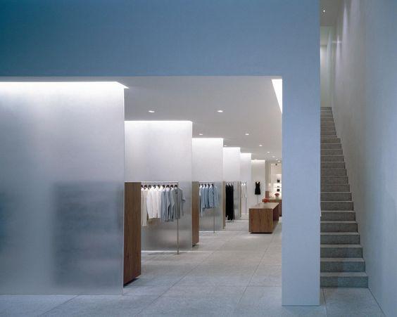John pawson jigsaw store architecture pinterest for John pawson lighting