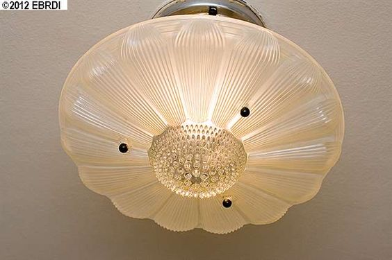 awesome deco light...love it for living room or bedroom  Is this from that store on San Pablo