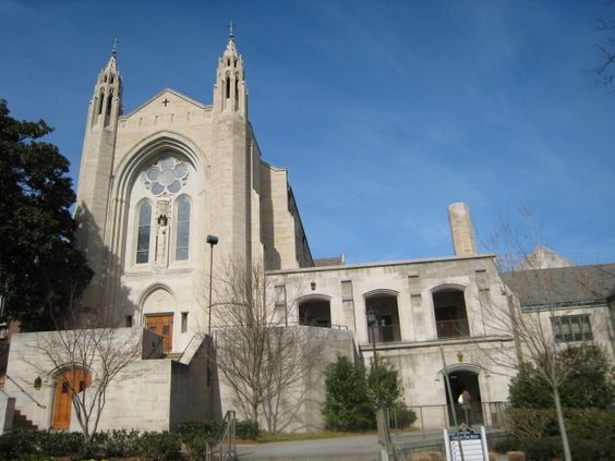 Georgia | Christ the King Catholic Cathedral in Atlanta, GA - From your Trinity Stores crew.