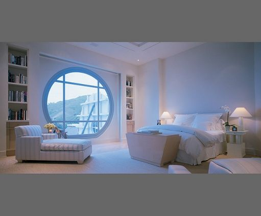 Sick bedroom