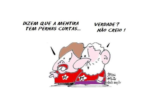 Post  #FALASÉRIO!  : Anões mitômanos