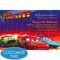 Disney Cars Party Supplies - Cars 2 Birthday-Party City