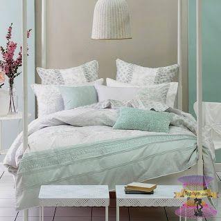 غرف نوم بنات مودرن للصبايا من احدث ديكورات غرف الفتيات المراهقات 2021 Mint Green Bedroom Mint Bedroom Apartment Bedroom Design