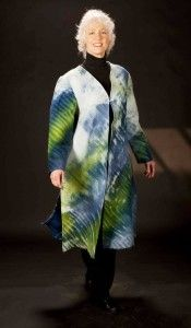 Felt Hits the Runway in 2014 - FeltLOOM-made garments