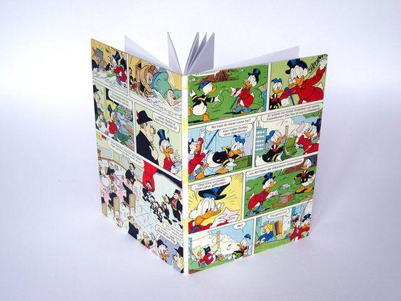 Skizzenbuch/Notizbuch - Comic-Lover