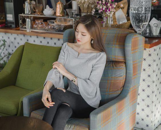 Người đẹp Jung Yun xinh tươi trong nhiều trang phục thời trang khác nhau (178…