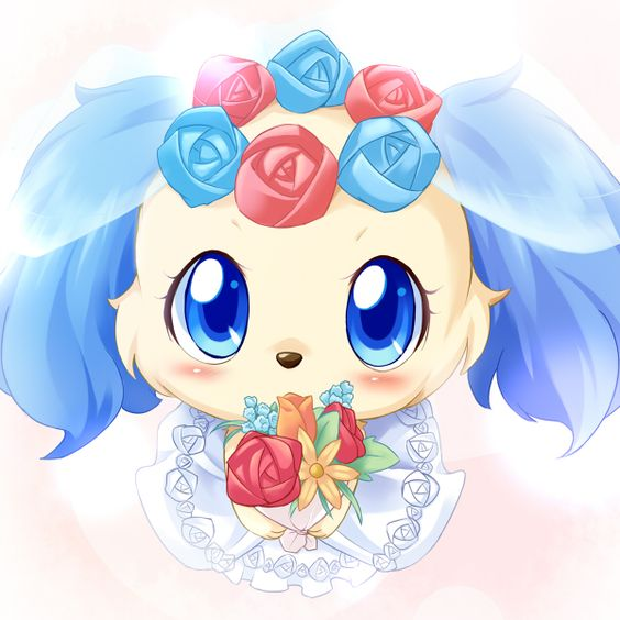 Jewelpet sapphy bichinhos pinterest look at - Jewelpet prase ...