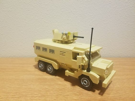 The Armoury: Kw9 Cavalier MRAP Vehicle, by militaryfreak