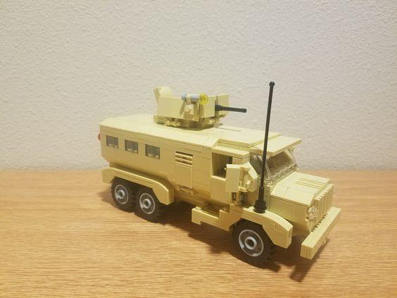 The Armoury: Kw9 Cavalier MRAP Vehicle, by militaryfreak