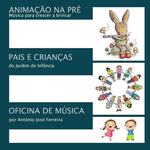 Música no Jardim de Infância  [ #Música, #OficinasDeMúsica, #Jardim ]