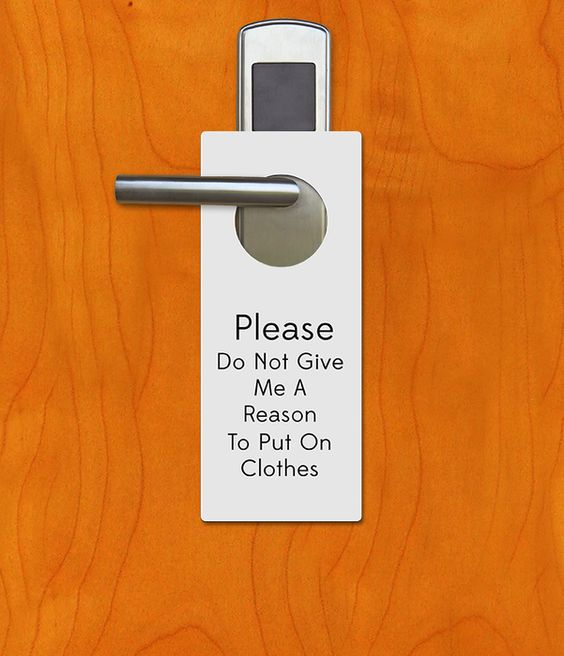 "14 Super-Honest ""Do Not Disturb"" Signs For All Occasions"