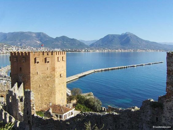 Alanya Property prices are increasing with Positive Gazipasa ...