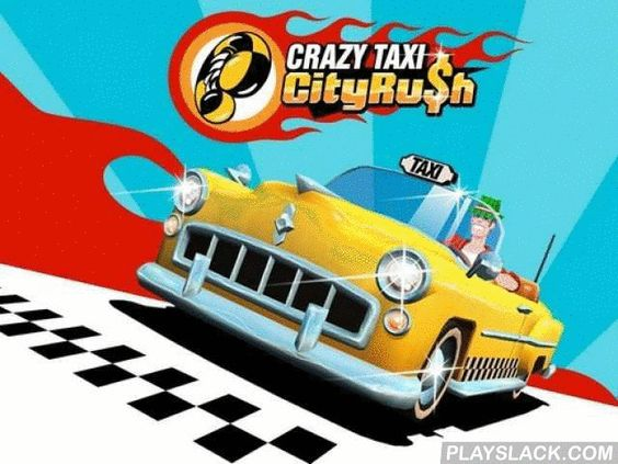 Crazy Taxi: City Rush  Android Game - playslack.com , Control a taxi and steer travelers to contradictory environments of the city. steer the crazy taxi and speed through the city deserting  the traffic concepts. Jump on trampolines, steer on a moving way and separate areas. Your travelers are in a hurry, so they'll like your steering  style. The crazier the journey the acceptable is the medal you get. extend city extremities and get brand-new ways and goals. contest with your buddies in…
