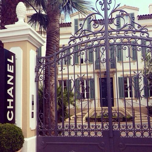 Imagem de chanel, house, and luxury