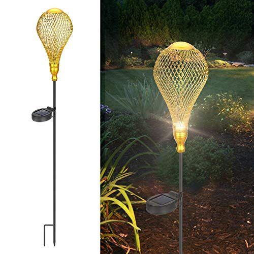 Lampe Solaire Exterieure Jardin Tencoz 1pack Lanterne Solaire Led