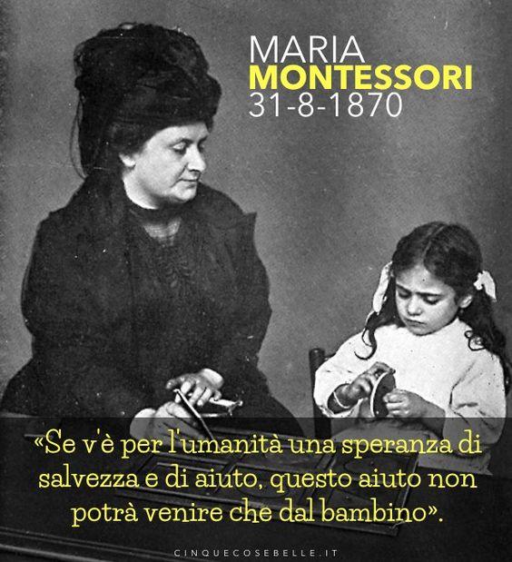 Maria Montessori Quotes: Pinterest • The World's Catalog Of Ideas