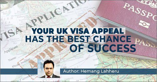 Does Your Uk Visa Appeal Has The Best Chance Of Success Uk Visa