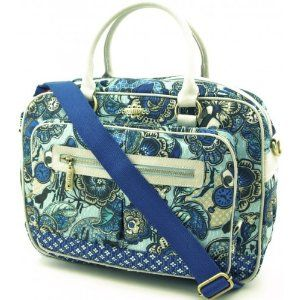 I know my diaper bag will be Oilily - just wish I could get my hands on one in the states! Hubby's judgement will just have to do overseas.