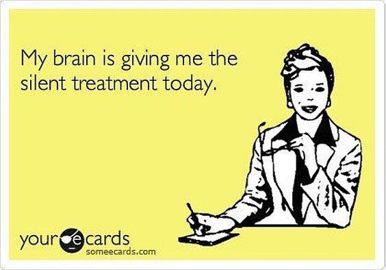Most days...