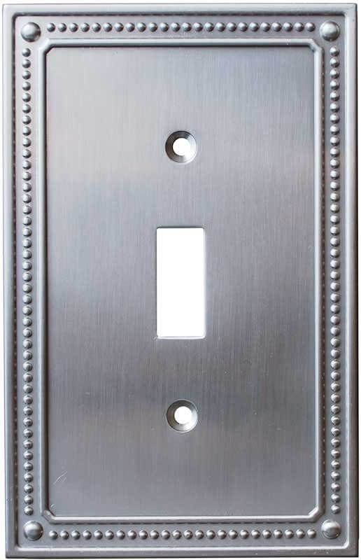 Product Name Wall Plates Outlet Covers Satin Nickel Light