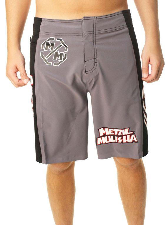 Metal Mulisha Men's Revelation II Boardshorts
