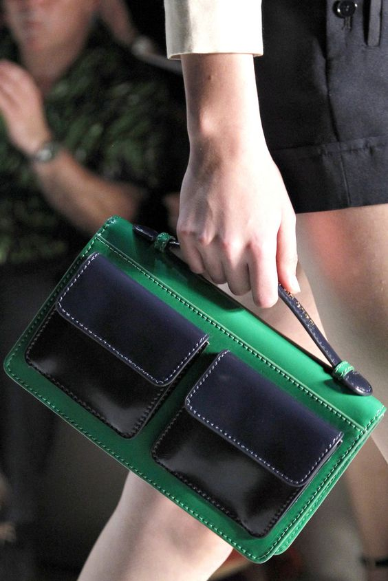 Marc by Marc Jacobs Back Pocket Clutch
