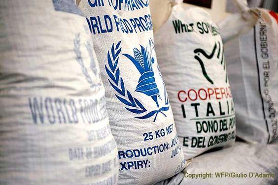 Il Programma Alimentare Mondiale (WFP - World Food Programme) è la più grande organizzazione umanitaria al mondo. L'agenzia si occupa di assistenza alimentare per combattere la fame.
