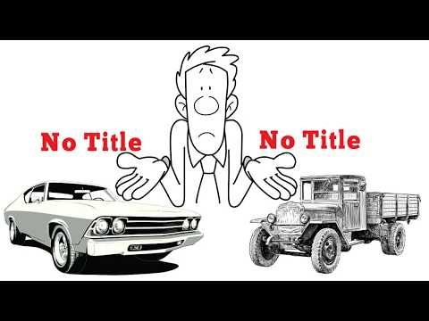 Have You Lost A Car Title Or Purchased A Vehicle Without Title We Can Help You Get A New Title We Serve All 50 States Call 775 2 Car Title Car Car Buyer