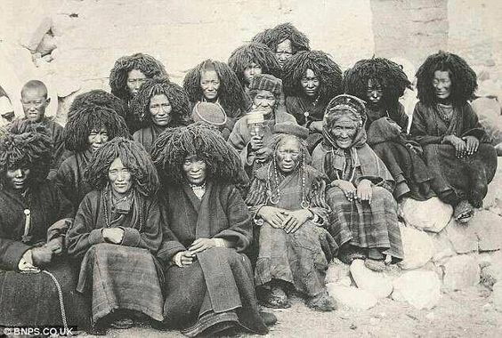 African Chinese later known to us as the Jomon - Atlanta Black Star
