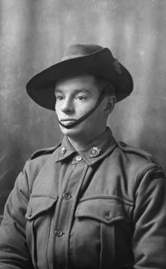 Lance Corporal William Gilbert Doherty killed in action 29/30 August 1916…