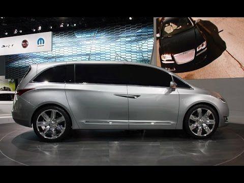 New 2019 Chrysler Van Specs And Review Car Gallery Dengan Gambar