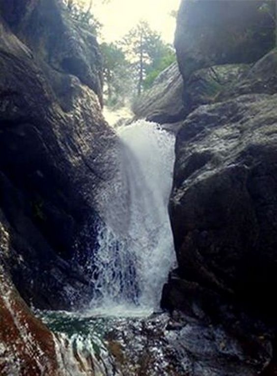 Corsica - Cascades et Canyons - Melaghia - Commune : Calvi, Calenzana.Massif : Cinto.Bassin : Figarella.(Ruisseau de Melaghia).(Haute Corse)