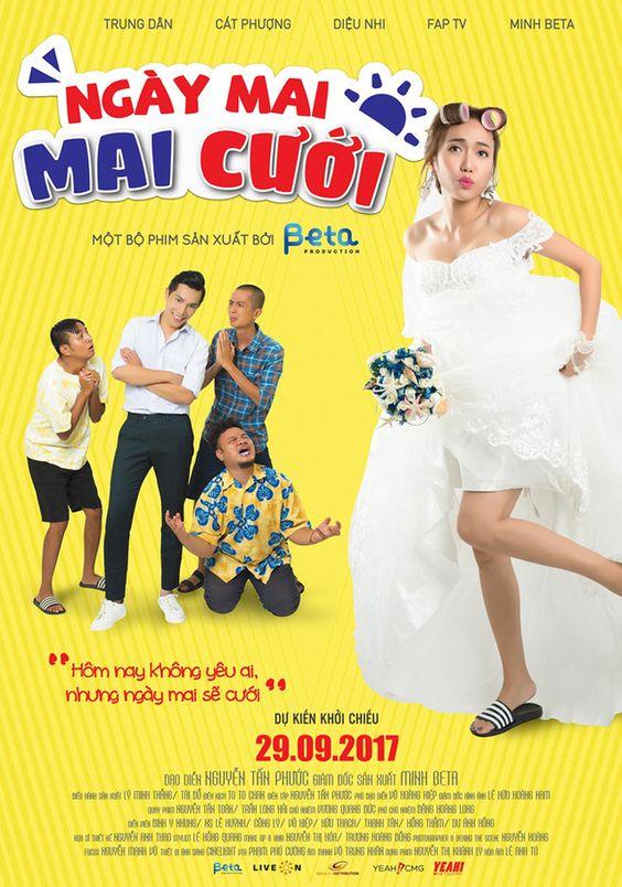 Phim chiếu rạp: ngày mai Mai cưới