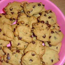 Award Winning Soft Chocolate Chip Cookies Recipe - Allrecipes.com. My favorite chocolate chip cookie!