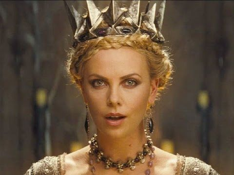 """""""Snow White and the Huntsman""""  The trailer looks awesome...   Well, Kristen Stewart more beautiful than Charlize Theron?!   Bitch Please! :D"""