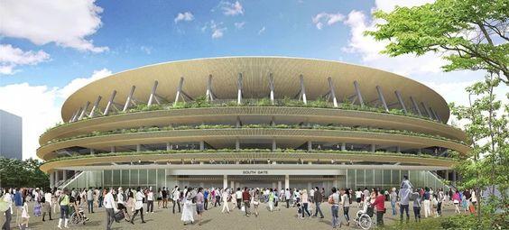 Олимпийский стадион в Токио: 6 тыс изображений найдено в Яндекс.Картинках