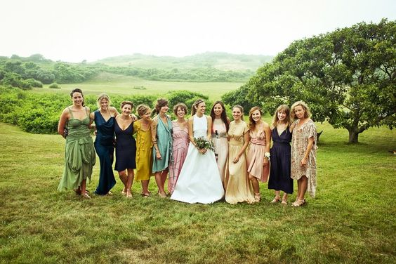 Lia Ices and Andrew Mariani's Wedding: