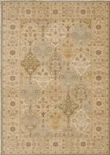 Loloi Rugs :: Traditional Rylan rug in multi-ivory #global #sdrugoutlet