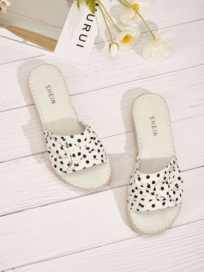 Affordable Summer  Flat Slippers