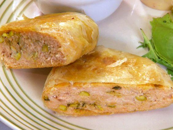 Luna Sea Burger Recipe : Food Network - FoodNetwork.com