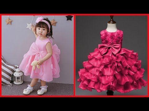 party little baby girl dress design