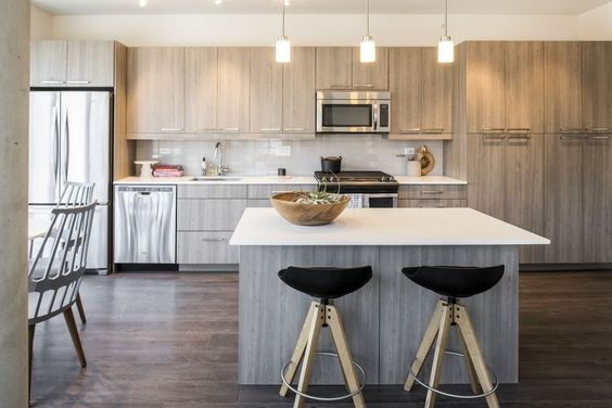 A Look Inside the New Parker Fulton Market Apartment Tower - Curbed Chicago