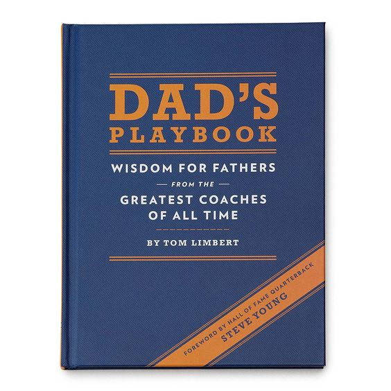 a playbook for the sports fan dad