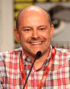 "Rob Corddry- Star of ""Hell Baby"""